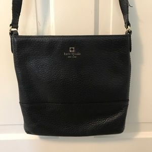 Black Crossbody Kate Spade bag